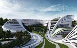 futuristic-building